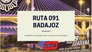 Ruta 091 Badajoz