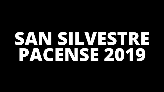 San Silvestre Pacense 2019