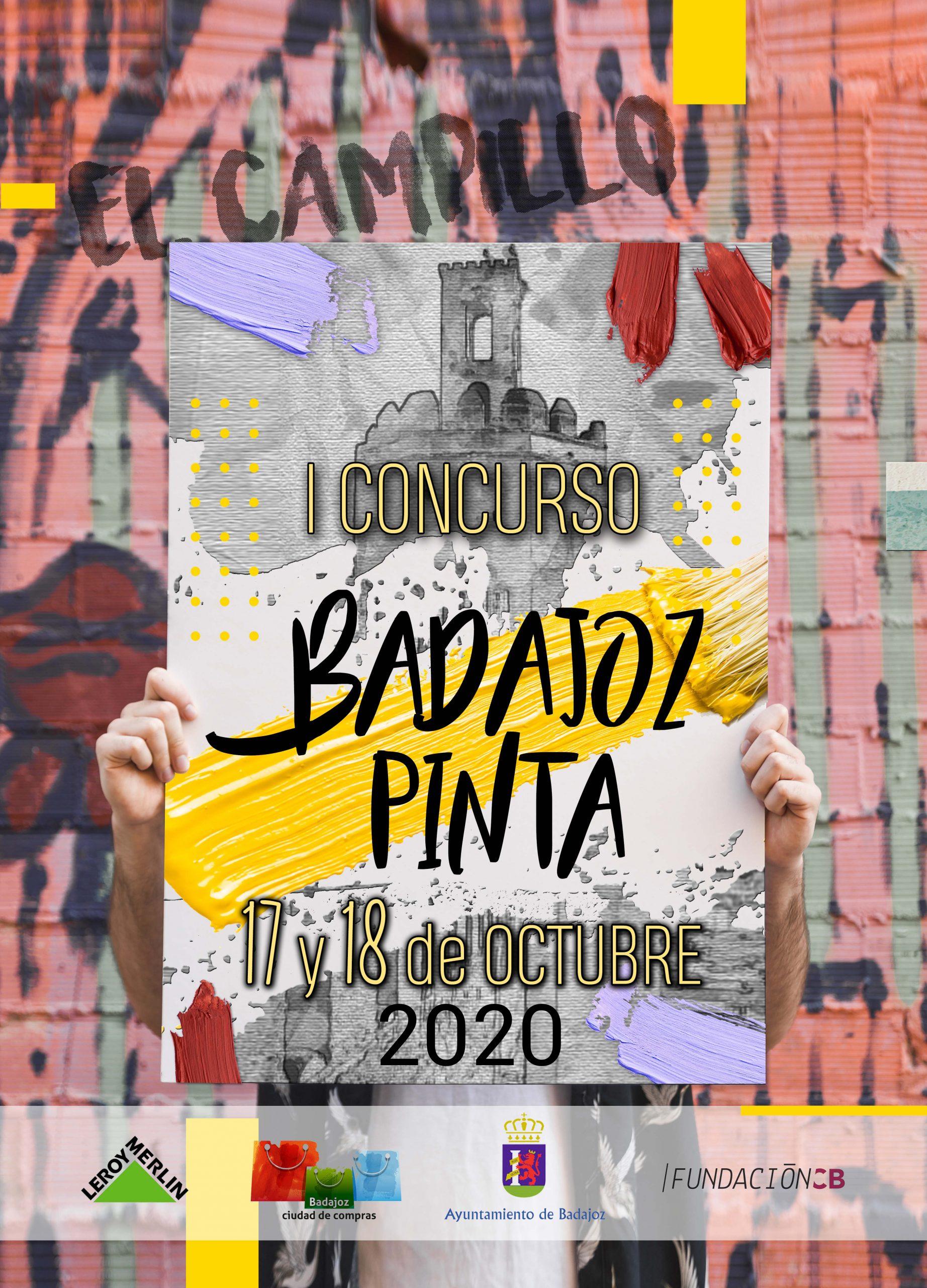 I CONCURSO Badajoz Pinta 1